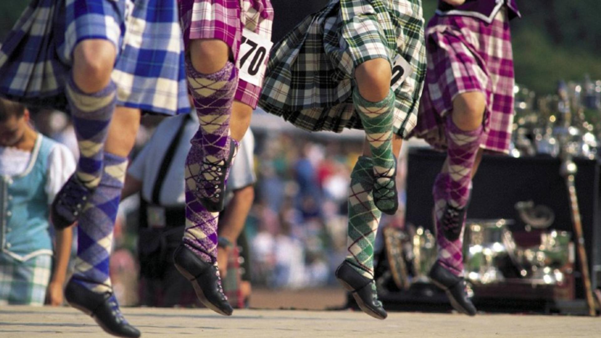 Cliquez ici pour en savoir plus sur Highland dance